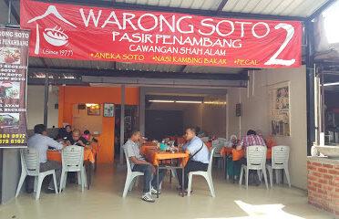 Warong Soto Pasir Penambang 2 Shah Alam