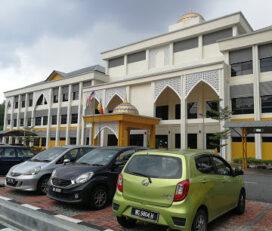 Pejabat Agama Islam Daerah Gombak