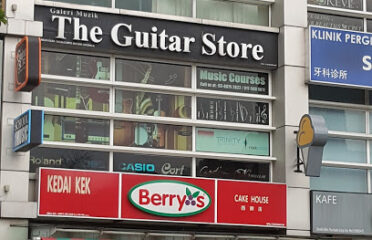 The Guitar Store Puchong