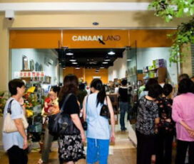 Canaanland 迦南地 Christian Store @ HQ