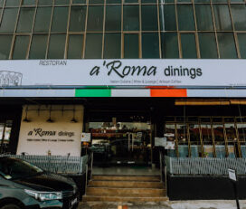 a'Roma dinings