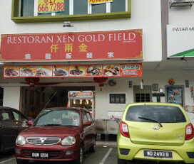 Restoran Xen Gold Field