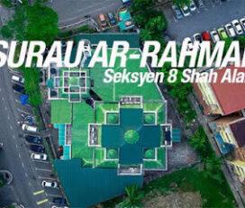 Surau Ar-Rahmah Seksyen 8 Shah Alam