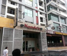 Nandos @ Jaya One