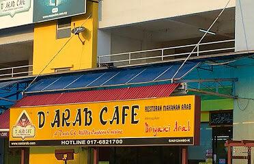 D'Arab Cafe