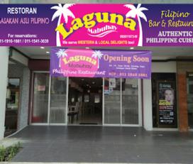 Laguna Filipino Bar & Restaurant