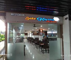 Restoran Sate Kajang Hj Samuri (PKNS Shah Alam)