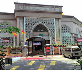 Masjid Al-Ubudiah Seksyen 19 Shah Alam