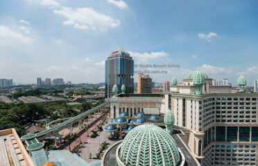 W Studio Resort Suites, Bandar Sunway