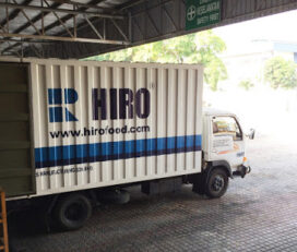 Hiro Food Packages Manufacturing Sdn. Bhd. / Warehouse