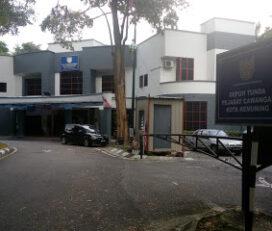 Pejabat MBSA Cawangan Kota Kemuning