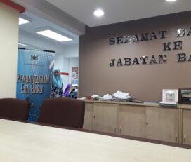 Jabatan Bangunan Majlis Perbandaran Klang OSC