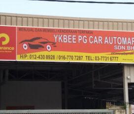 YKBEE PG CAR AUTOMART SDN BHD