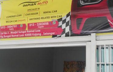 Impian Auto Services (kereta sambung bayar)
